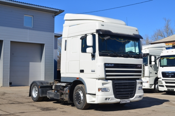 DAF FT XF105  2012Г. (Z960327)